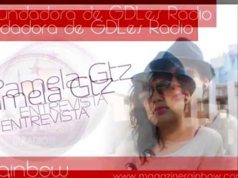 Entrevista Pamela Gtz Fundadora de GDLes Radio