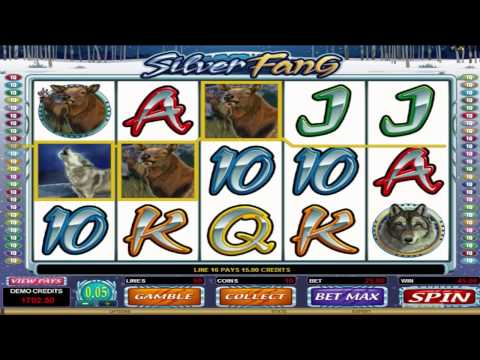 Silver Fang  ™ free slot machine game preview by Slotozilla.com