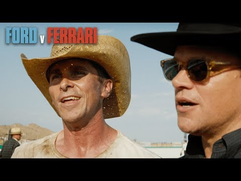 "FORD v FERRARI | ""Happy Bill"" Clip 