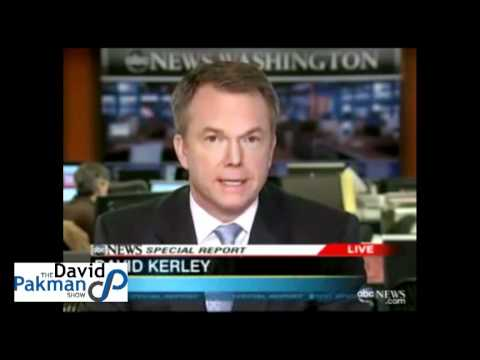 ABC News Reports Shooting in Head of Rep. Gabrielle Giffords (D-AZ ...