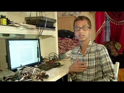 """ΗΠΑ: Δεκατετράχρονος """"εφευρέτης"""" συνελήφθη στο σχολείο του"""