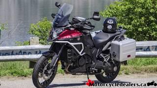 4. 2017 Honda VFR1200X Motorcycle Review