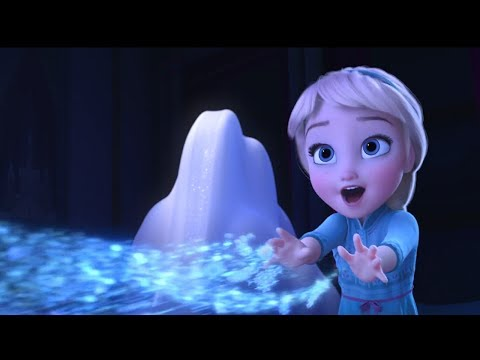 Frozen (2013) - Best Scenes HD