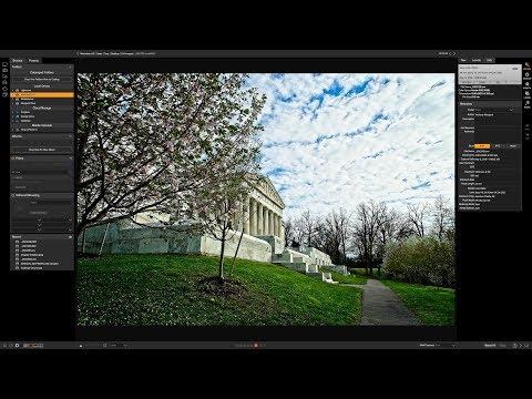 Mastering On1 Photo RAW 2018 - Episode 1: Quick Start