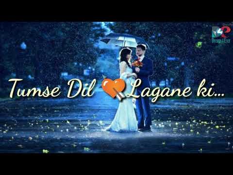 Kitni Hasrat Hai Hume 💘 Loving WhatsApp Status Video 💘 Romantic Song by Dreams 4 Ever