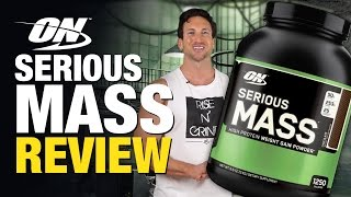 Optimum Nutrition Serious Mass (My Complete No BS Review)
