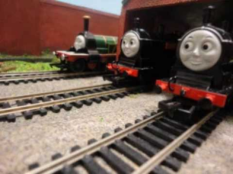S5 The Sodor Railway Episode 3 The Loch Ness Monster