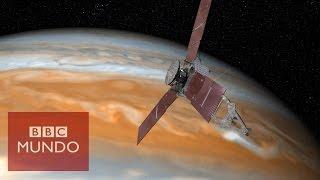 Juno: la misión que quiere revelar los secretos de Júpiter