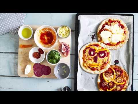 ME TO WE Pizza di mama, di papa, di bambini