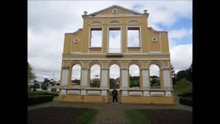 Viagem a Curitiba...detalhe espantoso todos os dias com tempo Bom e Sol....e temperaturas agradáveis..