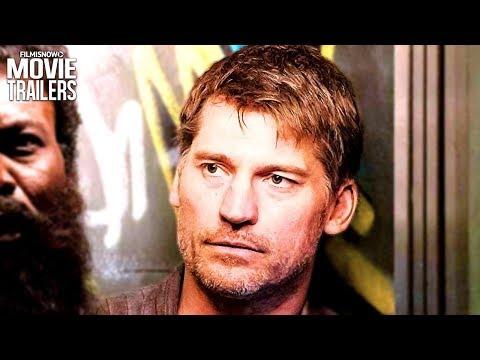 DOMINO Trailer (Crime Thriller 2019) - Nikolaj Coster-Waldau Movie видео