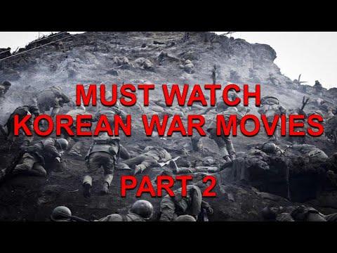 MUST WATCH KOREAN WAR MOVIES - PART 2