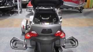 10. 2013 Can Am Spyder RT S SE5   UM189 024