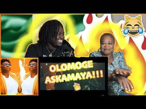 MOM REACTS TO TENI - ASKAMAYA || REACTION VIDEO **FUNNY**