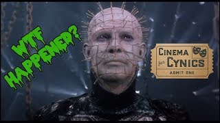 Video WTF HAPPENED TO HELLRAISER? MP3, 3GP, MP4, WEBM, AVI, FLV Maret 2018