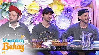 Video Magandang Buhay: The Moffatts' stay in the Philippines MP3, 3GP, MP4, WEBM, AVI, FLV Januari 2018