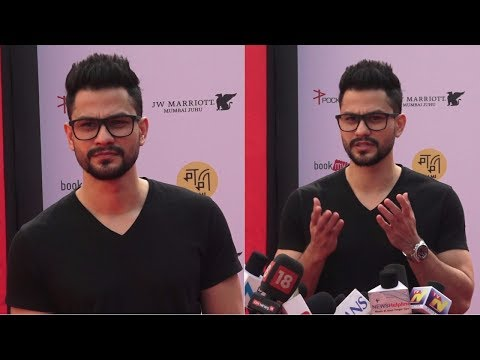 Kunal Khemu At Jio Mami Movie Mela