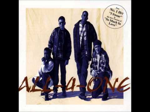 So Much In Love -  All 4 One