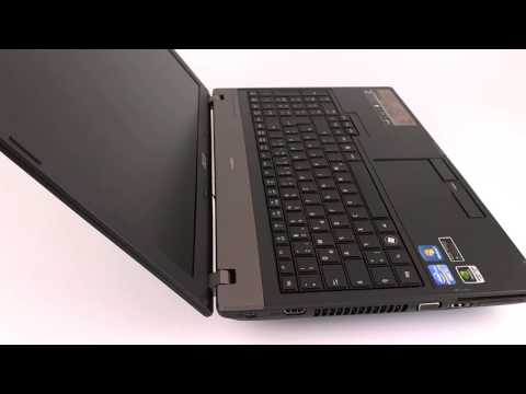 Acer TravelMate TimelineX 8573TG HD Video-Preview