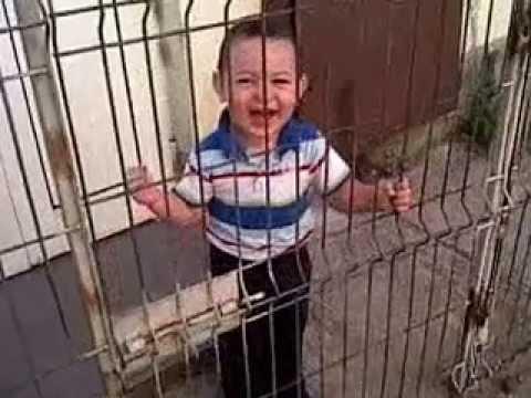 Cel mai fericit copil din lume !