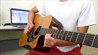 AMBULANCE - My Chemical Romance  (Acoustic guitar cover)