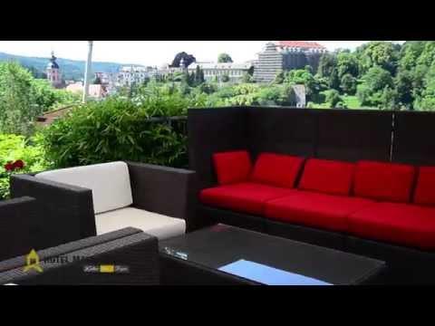 Hotel Magnetberg Baden-Baden (видео)