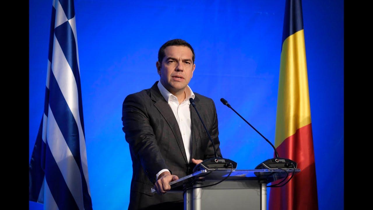 Δηλώσεις στη συνέντευξη τύπου της τετραμερούς Συνόδου Κορυφής Ελλάδας–Βουλγαρίας–Σερβίας–Ρουμανίας