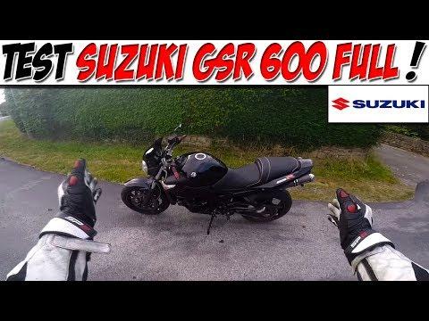Suzuki 600 GSR