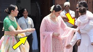 Video Saif Ali Khan Gets Angry On Kareena Kapoor Khan At Sonam Kapoor's Wedding Ceremony MP3, 3GP, MP4, WEBM, AVI, FLV Juni 2018