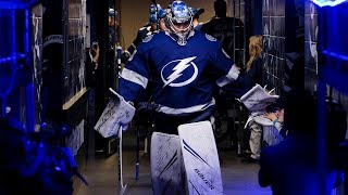 Andrei Vasilevskiy returns from injury with unforgettable 48-save performance by NHL