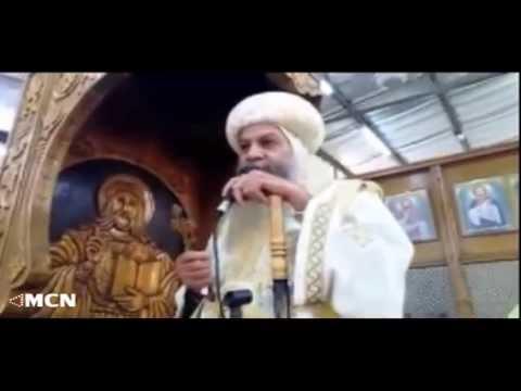 أسقف مغاغة: يجب محاسبة من يتعدون على مقدسات الأقباط الدينية