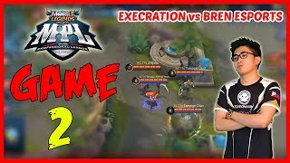 Video Leomord by Z4pnu! Bren Esports vs Execration | Game2 MPL PH Season2 Week1 Day2 MP3, 3GP, MP4, WEBM, AVI, FLV November 2018