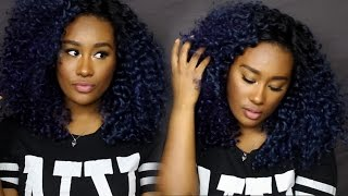 "SUBSCRIBE HERE:https://goo.gl/ge8lbSTHUMBS UP THIS VIDEO!!!  Hey loves. Welcome back! This video is another wig review. Blackhairspray sent me this some hair to review.They have a wide selection of hair. You guys should check their website out on all of their selections. I""m here bringing you guys all the details about this wig. This wig is gorgeous and the color is BOMB.Blue baby blue; who would have thought.THUMBS UP this video! Leave yo comment, and remember to subscribe. thanks for the support means so much. Thanks for watching. Much love!WATCH THESE VIDEOS:https://goo.gl/0ySk6xhttps://goo.gl/fp3EkPhttps://goo.gl/FFDI0xIsis Collection Brown Sugar Signature Part Human Hair Blend Lace Front Wig – BSS203 Juicyhttp://www.blackhairspray.com/isis-collection-brown-sugar-signature-part-human-hair-blend-lace-front-wig-bss203-juicy.htmlFor Similar Lace Front Wigs:http://www.blackhairspray.com/catalogsearch/result/?q=lace+frontsMusic:Jarreau Vandal- EssenceBusiness:For serious business inquiries please contact mikeyaonly@gmail.comFollow Me!Social Platforms:Instagram- https://www.instagram.com/mikeyaonly/Twitter- https://twitter.com/ikeyasofabFacebook- https://www.facebook.com/MikeyaOnly/*Not sponsered. Options are my own"
