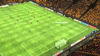 Ebanks-Blake goal scored during Wolves vs Burnley after 80 minutes on Football Manager 2013.