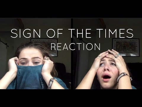 REACTING TO HARRY STYLES