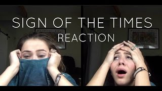 "download lagu download musik download mp3 REACTING TO HARRY STYLES ""SIGN OF THE TIMES"""