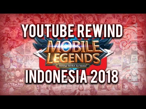 YOUTUBE REWIND INDONESIA 2018 : MOBILE LEGENDS HERO VERSION Mp3