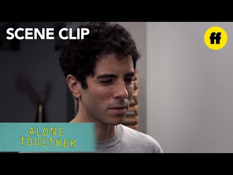 Alone Together | Season 1, Episode 1: Benji Realizes He's Dating An Escort | Freeform