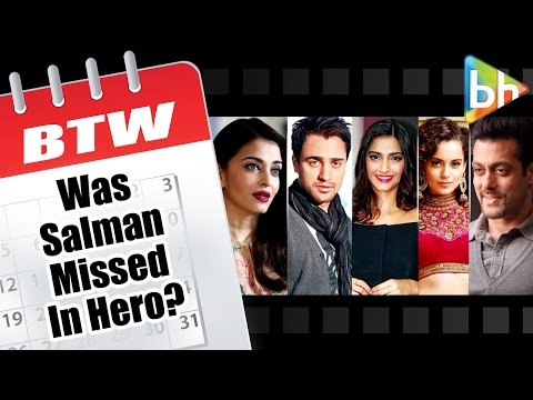 Bollywood This Week: Salman | Aishwarya | Sonam |