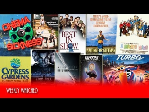 12-61: Weekly Watched
