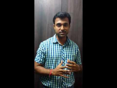 Audition - Gujarati Character