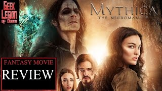 Mythica   The Necromancer   2015 Melanie Stone   Fantasy Movie Review