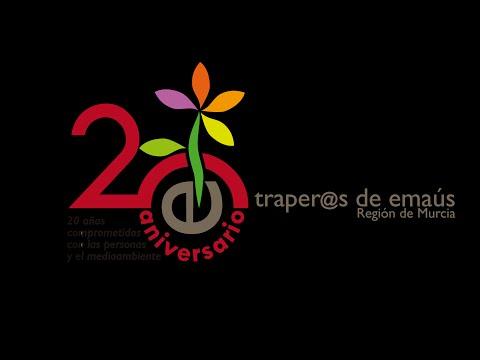 """Pedro Guerra """"debajo del puente"""" 20 aniversario Traperos de Emaús Murcia"""