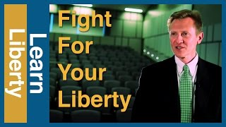 What Would It Take For You To Fight For Your Liberty? Video Thumbnail