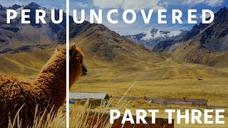 In part 3 of Peru Uncovered we visit Taquile Island, a united world heritage site off Lake Titicaca, boarding Bolivia and Peru. After visiting the island we make our way through the Andes mountains to the city of Cusco and explore this beautiful Peruvian city surrounded by mountains.Hope you enjoyed part three! Don't forget to like, share and subscribe for more wanderlust :)XOKyra MiosoFollow me!Twitter: www.twitter.com/kyramiosoInstagram: www.instagram.com/kyramiosoSnapchat: KyramiosoPeru Uncovered (trailer video):Peru Uncovered: Part One - Lima and Arequipa + I was robbed?!?Peru Uncovered: Part Two - Lake Titicaca!kyramioso29