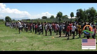 Empower 2 Play in Cite Soleil,Haiti
