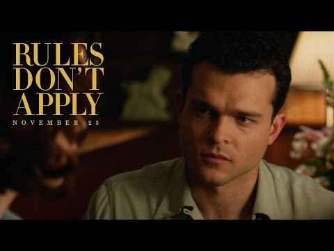 Rules Don't Apply (Featurette 'The Cast')