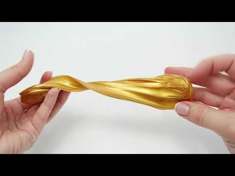 Жвачка для Рук «С эффектом золота» 25 гр.