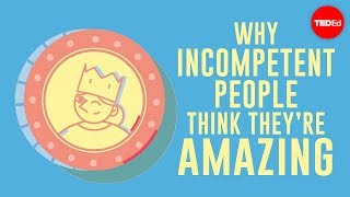 Download Youtube: Why incompetent people think they're amazing - David Dunning