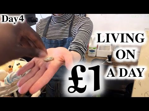 London Hacks - Living on £1 a Day   #4